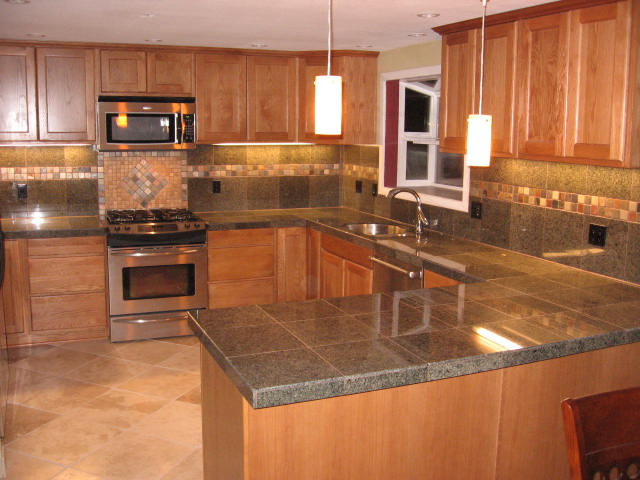 Remodeled Kitchen kitchen remodeling - contractors portland or vancouver wa